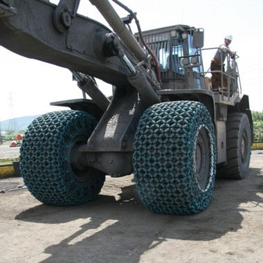CAT993 tyre protection chains 50/65R51,SG-993