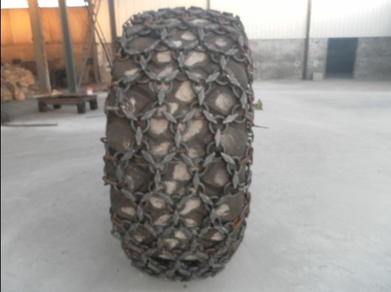 VOLVO L220 snow chains29.5R25; SG-80-F-S